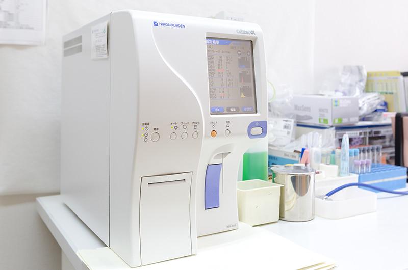 血球検査機